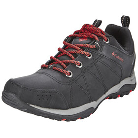 Columbia Fire Venture Shoes Women WP black / burnt henna